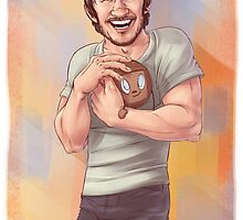 Markiplier is Lovely by VickoRano
