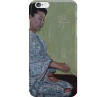 Tea Ceremony II iPhone Case/Skin