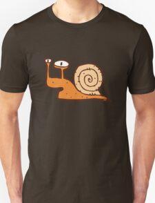 Cute funny cartoon snail T-Shirt