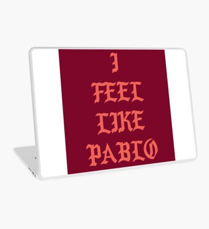 I FEEL LIKE PABLO Laptop Skin