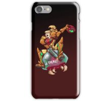 Strangemetroid iPhone Case/Skin