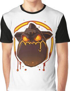 Lava Hound Graphic T-Shirt