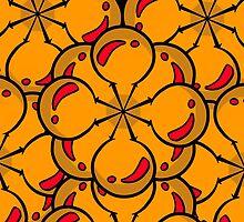 Beautiful Confusion Kaleidoscope by gymsocks