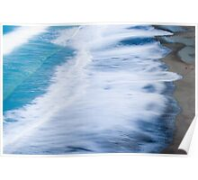 Chantilly waves Poster