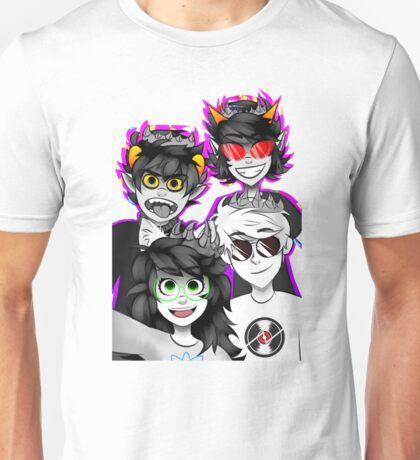 Troll Kingdom Snapchat Unisex T-Shirt