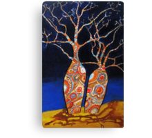 BOAB TREES Canvas Print
