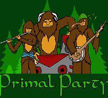 Primal Party by WondraBox