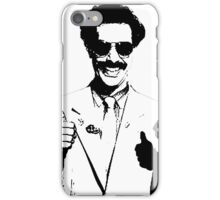 Borat iPhone Case/Skin