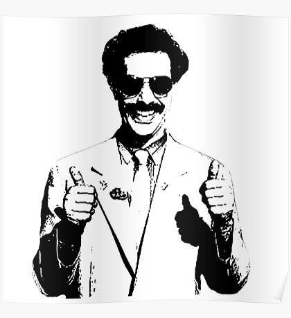 Borat Poster