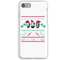 Merry Christmas Dan Bilzerian iPhone Case/Skin