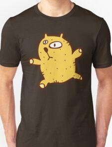 Sketchy cartoon teddy bear Unisex T-Shirt
