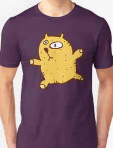 Sketchy cartoon teddy bear T-Shirt