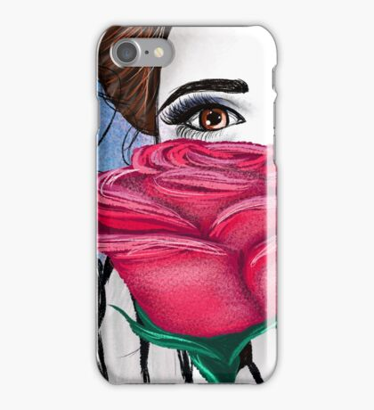 An Enchanted Rose iPhone Case/Skin
