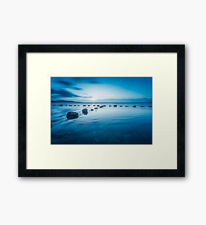 Bull Island, Dublin, Ireland Framed Print