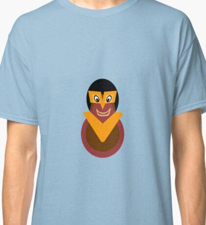 Cartoon - Happy Man Classic T-Shirt