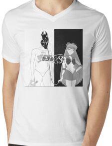 Sailor Moon Money Store  Mens V-Neck T-Shirt