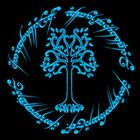 The Lord of The Rings-Tree of Gondor by augustinet