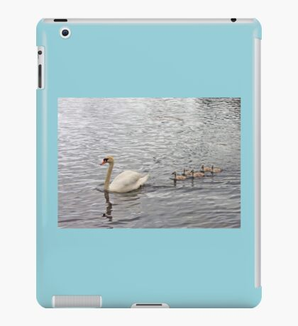 Do we choose love or does it choose us?  iPad Case/Skin