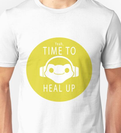 Time to heal up Unisex T-Shirt