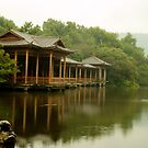 West Lake, Hangzhou by Paul Tait