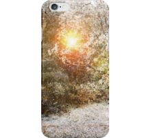 Winter is getting closer iPhone Case/Skin