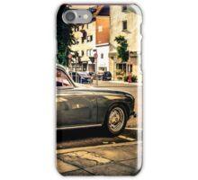 Porsche 356 Oldtimer iPhone Case/Skin