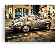 Porsche 356 Oldtimer Canvas Print