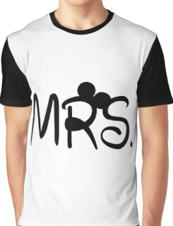 Mrs. Mouse  Graphic T-Shirt