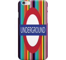 London Underground Phone Case iPhone Case/Skin