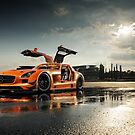 Mercedes SLS AMG GT3S by iShootcars