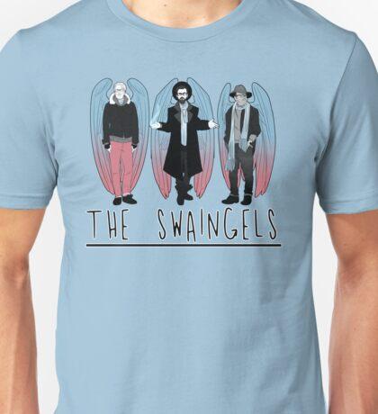 SWAINGELS, WINTER COLLECTION Unisex T-Shirt