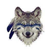 Wolf by Rhena