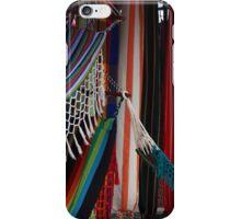 Hammocks in Various Colors iPhone Case/Skin