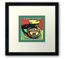 MARMITE..YOU DO OR YOU DON'T  Framed Print