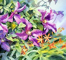 Opposites attract by Ann Mortimer