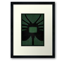 Crew Expendable Framed Print