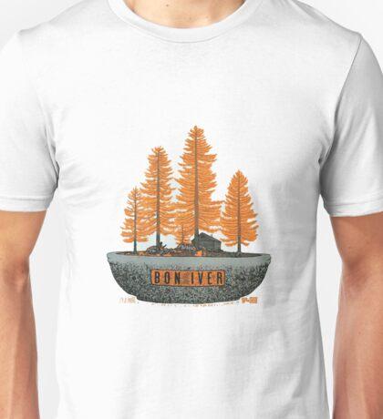 bon iver boniver Unisex T-Shirt