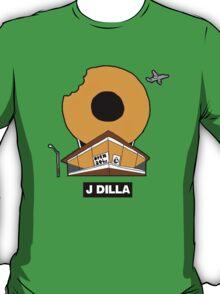 J DILLA DONUTS T-Shirt