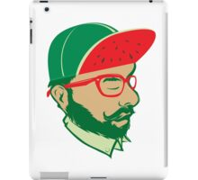 Watermelon Boy iPad Case/Skin