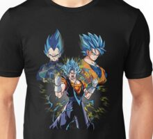 Goku and Vegeta fusion Unisex T-Shirt
