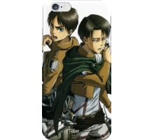 Anime: Shingeki no Kyojin iPhone Case/Skin