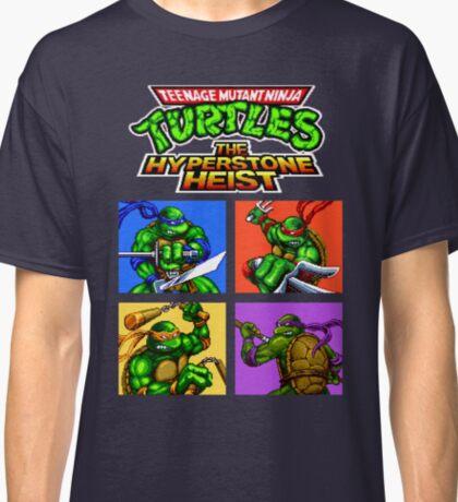 TMNT Hyperstone Heist (Genesis) Classic T-Shirt