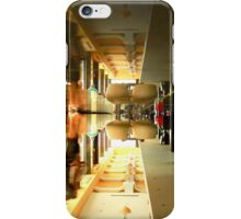 The World Upside Down - City Life iPhone Case/Skin