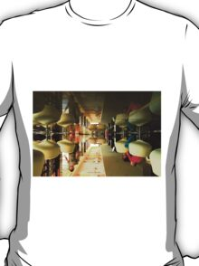 The World Upside Down - City Life T-Shirt