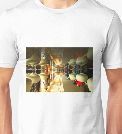 The World Upside Down - City Life Unisex T-Shirt