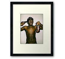 FLATBUSH ZOMBIES Framed Print