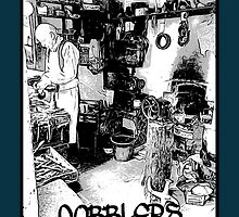 THE COBBLERS SHOP by TONYARTIST