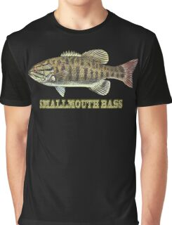 Smallmouth Bass Graphic T-Shirt