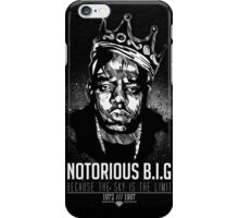 Notorious BEEF BN iPhone Case/Skin