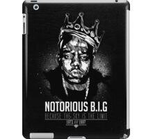 Notorious BEEF BN iPad Case/Skin